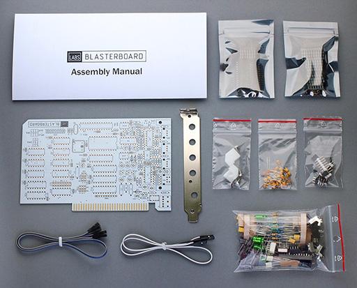 BlasterBoard DIY kit